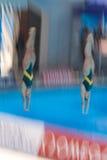 2009 championnats du monde de FINA Photographie stock libre de droits