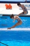 2009 championnats du monde de FINA Images stock