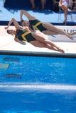 2009 championnats du monde de FINA Photos stock
