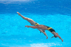 2009 championnats du monde de FINA Photo stock