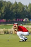 2009 Commercial Bank Qatar Masters tournament Stock Image