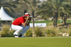 Free 2009 Commercial Bank Qatar Masters Tournament Stock Image - 7900601