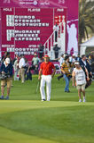 2009 Commercial Bank Qatar Masters tournament Royalty Free Stock Images