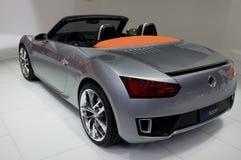 2009 Concept van de Sport van Volkswagen het Blauwe Stock Fotografie