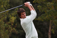2009 coughlan daniel de golf öppna paris Royaltyfri Fotografi