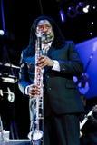 2009 courtney festiwalu jazzowa koktebel sosna fotografia stock