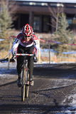 2009 Cyclocross Nationals (Kristi Berg) Royalty Free Stock Photo