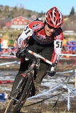2009 Cyclocross Nationals (Kristi Berg) Stock Image