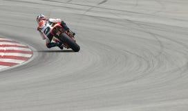 2009 Dani Pedrosa of Repsol Honda Team Royalty Free Stock Image