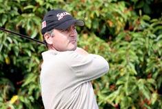 2009年de golf开放巴黎罗素 库存照片