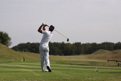 2009 De golf Foret julien otwartego Paris Zdjęcie Stock
