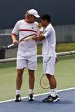 2009 de Kampioenschappen van het Tennis van Indianapolis Stock Foto's
