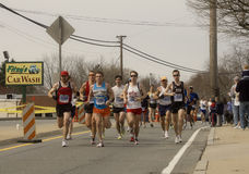 2009 de Marathon van Boston Royalty-vrije Stock Afbeeldingen