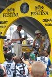 γύρος του 2009 de Γαλλία Maxime monfort Στοκ εικόνα με δικαίωμα ελεύθερης χρήσης