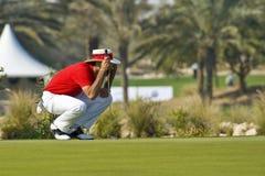 2009 erarbeitet Geschäftsbank Qatar Turnier Stockbild