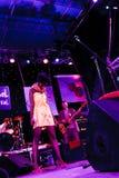 2009 festiwalu jazzowy koktebel oi va voi Fotografia Royalty Free