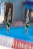 2009 FINA World Championships Royalty Free Stock Photography