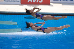 2009 FINA World Championships Royalty Free Stock Images
