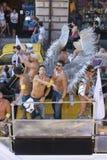 2009 folk varar stolt över roma Arkivbild