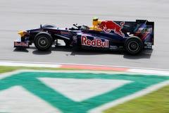 2009 Formula 1 - Petronas Malaysian Grand Prix 06. Team: Red Bull-Renault Stock Photography