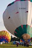 2009 Gatineau Hot Air Balloon Festival Stock Image