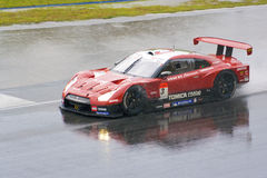 2009 gt hazemi Japan motorsports super drużyna Zdjęcia Stock