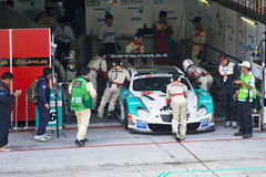 2009 gt lexus Japan Petronas s super drużynowy Tom Fotografia Royalty Free