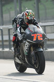 2009 het Japanse Rennende Team van Yuki Takahash Scot Stock Afbeelding