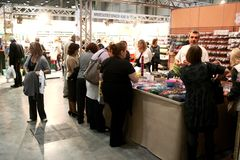 2009 hobby Milan przedstawienie Obraz Stock