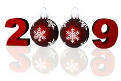 2009 Holidays Royalty Free Stock Image