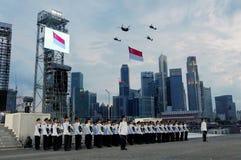2009 hymnu krajowa ndp próba Zdjęcie Stock