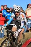 2009 Ingezetenen Cyclocross Stock Afbeelding