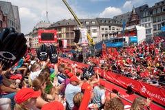2009年ironman的德国 库存图片