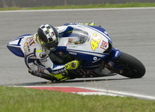 2009 Italian Valentino Rossi of Fiat Yamaha Team Stock Photos