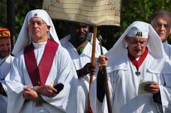 2009 jesień druids równonoc zdjęcie stock