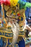 2009 karnawałowy Bolivia oruro Luty Obrazy Royalty Free