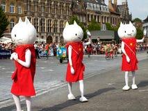 2009 kotów festiwal obraz royalty free