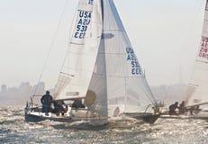 2009 le championnat de national de J-24 USA Image libre de droits