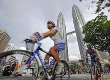 2009 le Tour de Langkawi, Kuala Lumpur, Malaysia. Stock Photo