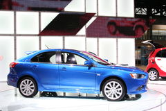 2009 MITSUBISHI LANCER: Stock Photography