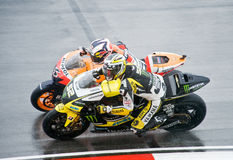 2009 MotoGP Malaysian Grand Prix Stock Photography