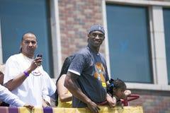 2009 NBA Kampioen Los Angeles Lakers Stock Afbeelding