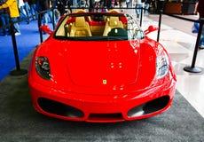 2009 NY International Auto Show Stock Photos