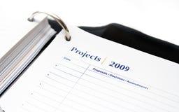 2009 progetti Fotografie Stock