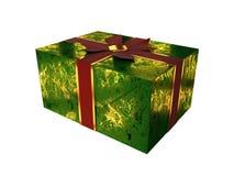 2009 pudełkowaty prezent Obraz Stock