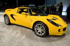 2009 Sc van Lotus Elise Stock Fotografie
