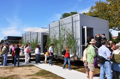 2009 Solar Decathlon Royalty Free Stock Photo