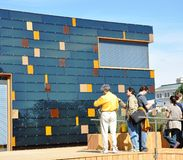 2009 Solar Decathlon Royalty Free Stock Photos