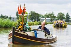 2009 spławowych kwiatu parady westland Zdjęcie Royalty Free