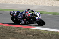 2009 superbikes Fotografia Stock